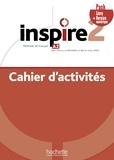 Véronique Boisseaux et Lucas Malcor - Inspire 2 - Pack Cahier + Version numérique.