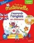Joanna Le May - J'apprends l'anglais en chansons. 1 CD audio MP3