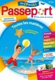 Philippe Bourgouint et Nicole Presse - Passeport Toutes les matières du CP au CE1.