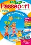 Catherine Bessières et Xavier Knowles - Passeport Toutes les matières du CE1 au CE2.