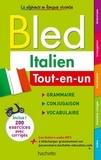 Danièle Gas et Carmelina Boi - Bled Italien Tout-en-un.