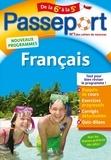 Isabelle de Lisle - Passeport Français de la 6e à la 5e.
