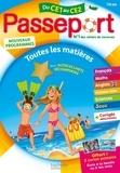 Catherine Bessières et Xavier Knowles - Passeport Toutes les matières du CE1 au CE2 - Avec des autocollants récompenses.