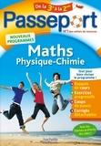 Christophe Douay et Sébastien Dessaint - Passeport Maths-Physique-Chimie de la 3e vers la 2de.