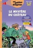 Henriette Wich - Le mystère du château CE2 et CM1 - Mes petites énigmes.