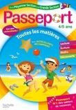 Nadia Poure et Marie-Christine Exbrayat - Passeport de la Moyenne Section à la Grande Section.