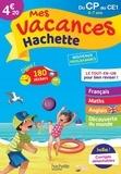 Philippe Simon et Ann Rocard - Mes vacances Hachette du CP au CE1.