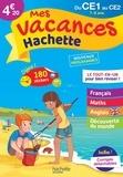 Marie-Rose Piquet et Ann Rocard - Mes vacances Hachette du CE1 au CE2.