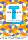 Eric Barbazo et Nadine Billa - Options mathématiques complémentaires Tle Barbazo - Livre de l'élève.