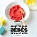 Hachette - Bébés - 100 recettes de 4 à 36 mois.