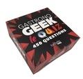 Thibaud Villanova - Gastronogeek : le quiz - 450 questions. Avec 180 cartes, 4 pions et un plateau de jeu.