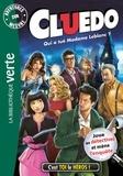Hasbro - Aventures sur mesure Cluedo 13 - Qui a tué Madame Leblanc ?.