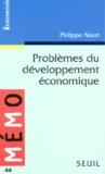 Philippe Norel - Problèmes du développement économique.
