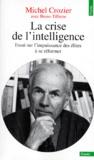 Bruno Tilliette et Michel Crozier - .