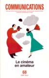 Seuil - Communications N° 68 : LE CINEMA EN AMATEUR.