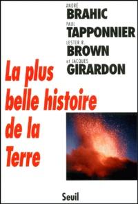 Paul Tapponnier et Lester Brown - .