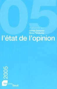 SOFRES et Olivier Duhamel - L'état de l'opinion.