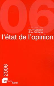 Olivier Duhamel et Brice Teinturier - L'état de l'opinion.