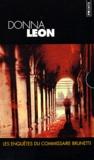 Donna Leon - Donna Leon Coffret 3 volumes : Entre deux eaux. Péchés mortels. Noblesse oblige.