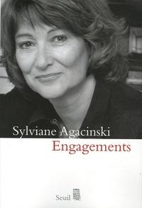 Sylviane Agacinski - Engagements.