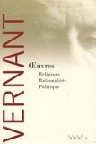 Jean-Pierre Vernant - Oeuvres Coffret en 2 volumes - Religions, rationalités, politique.