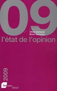 Olivier Duhamel et Brice Teinturier - L'Etat de l'opinion.