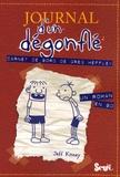 Journal d'un dégonflé. Tome 01, carnet de bord de Greg Heffley / Jeff Kinney | Kinney, Jeff (1971-....). Auteur