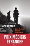 Une femme fuyant l'annonce / David Grossman | Grossman, David (1954-....)