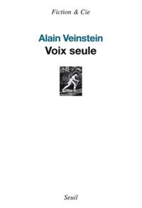 Alain Veinstein - Voix seule.