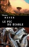 Deon Meyer - Le Pic du diable.