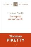 Thomas Piketty - Le capital au XXIe siècle.