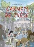 Tiphaine Rivière - Carnets de thèse.