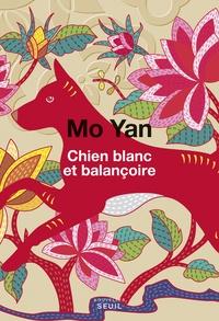 Yan Mo - Chien blanc et balançoire.