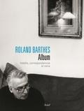 Roland Barthes et Eric Marty - Album - Inédits, correspondances et varia.