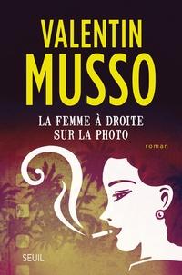Valentin Musso - La femme à droite sur la photo.