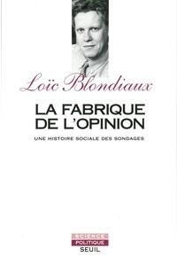 Loïc Blondiaux - .