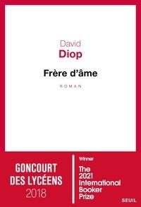 David Diop - Frère d'âme.