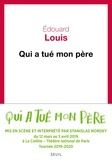 Qui a tué mon père / Edouard Louis   Louis, Edouard (1992-....)