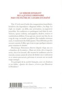 Coups de barre. Justice et injustices en France