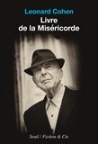 Leonard Cohen - Livre de la miséricorde.