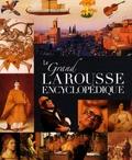 Larousse - Le Grand Larousse encyclopédique - Dictionnaire encyclopédique en 2 volumes.