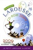 Line Karoubi - Le petit Larousse illustré - Coffret dictionnaire + CD-Rom. 1 Cédérom