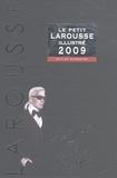 Larousse - Le Petit Larousse illustré 2009 - Edition Karl Lagerfeld.