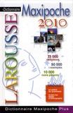 Larousse - Dictionnaire Larousse Maxipoche plus - Edition 2010.