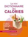 Florence Daine - Le mini dictionnaire des calories.