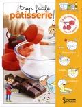 Agnès Besson - Trop facile, la pâtisserie ! - Contient 1 livre et 3 pots doseurs.