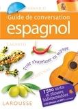 Carine Girac-Marinier - Guide de conversation espagnol.