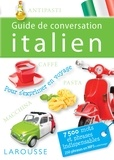 Carine Girac-Marinier - Guide de conversation italien.
