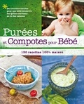 Anni Daulter - Purées et compotes pour bébé - 130 recettes 100% maison.