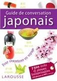 Rozenn Etienne et Miho Isobe - Guide de conversation japonais - 7 500 mots et phrases indispensables.